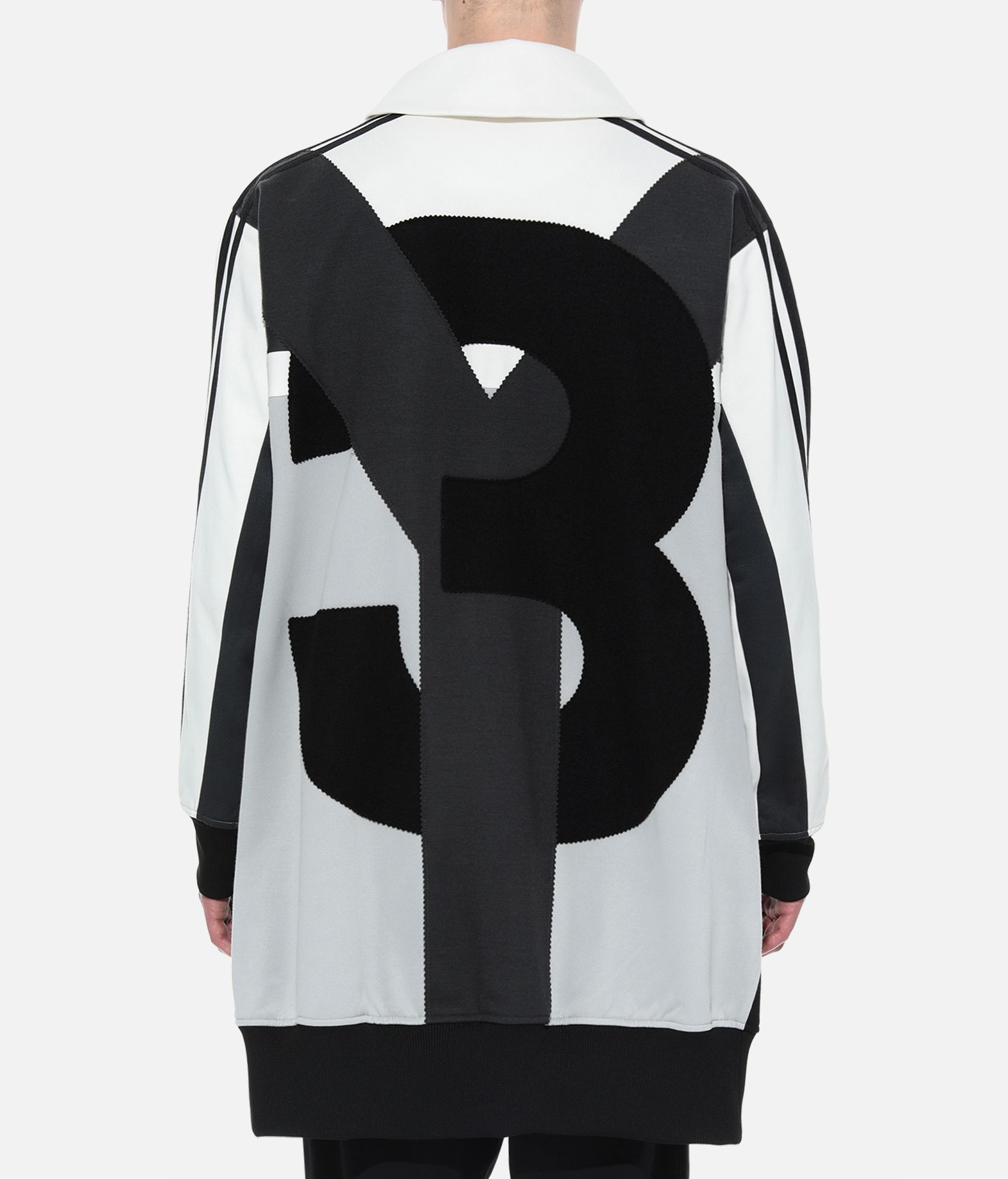 Y-3 Y-3 OVERSIZED GRAPHIC TRACK TOP Track top Herr d