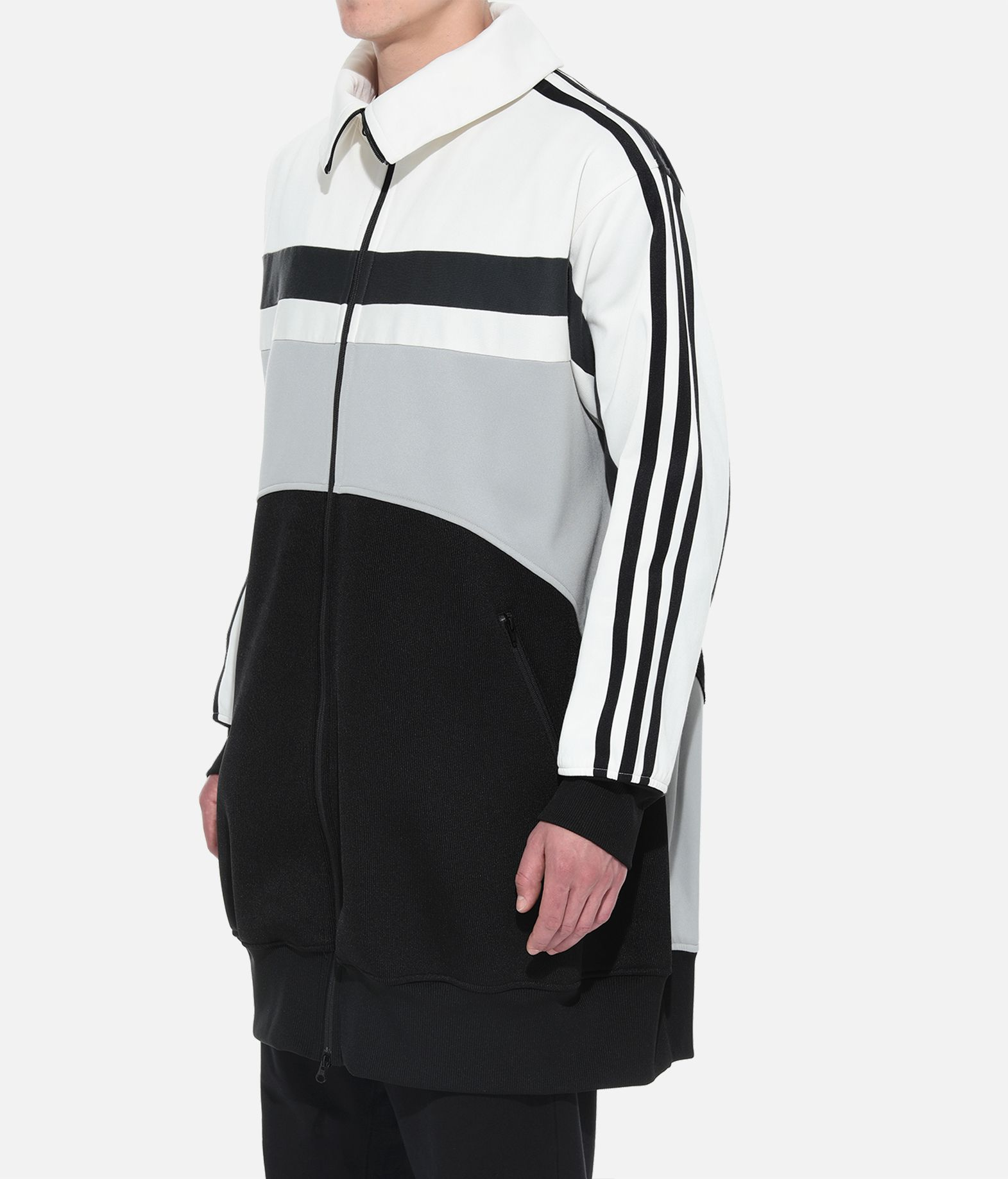 Y-3 Y-3 OVERSIZED GRAPHIC TRACK TOP Track top Herr e