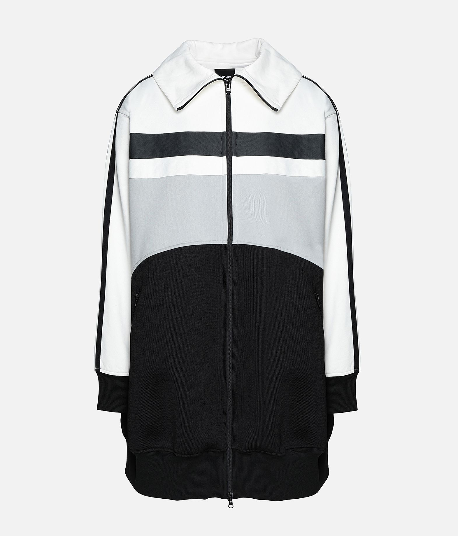 Y-3 Y-3 OVERSIZED GRAPHIC TRACK TOP Track top Man f