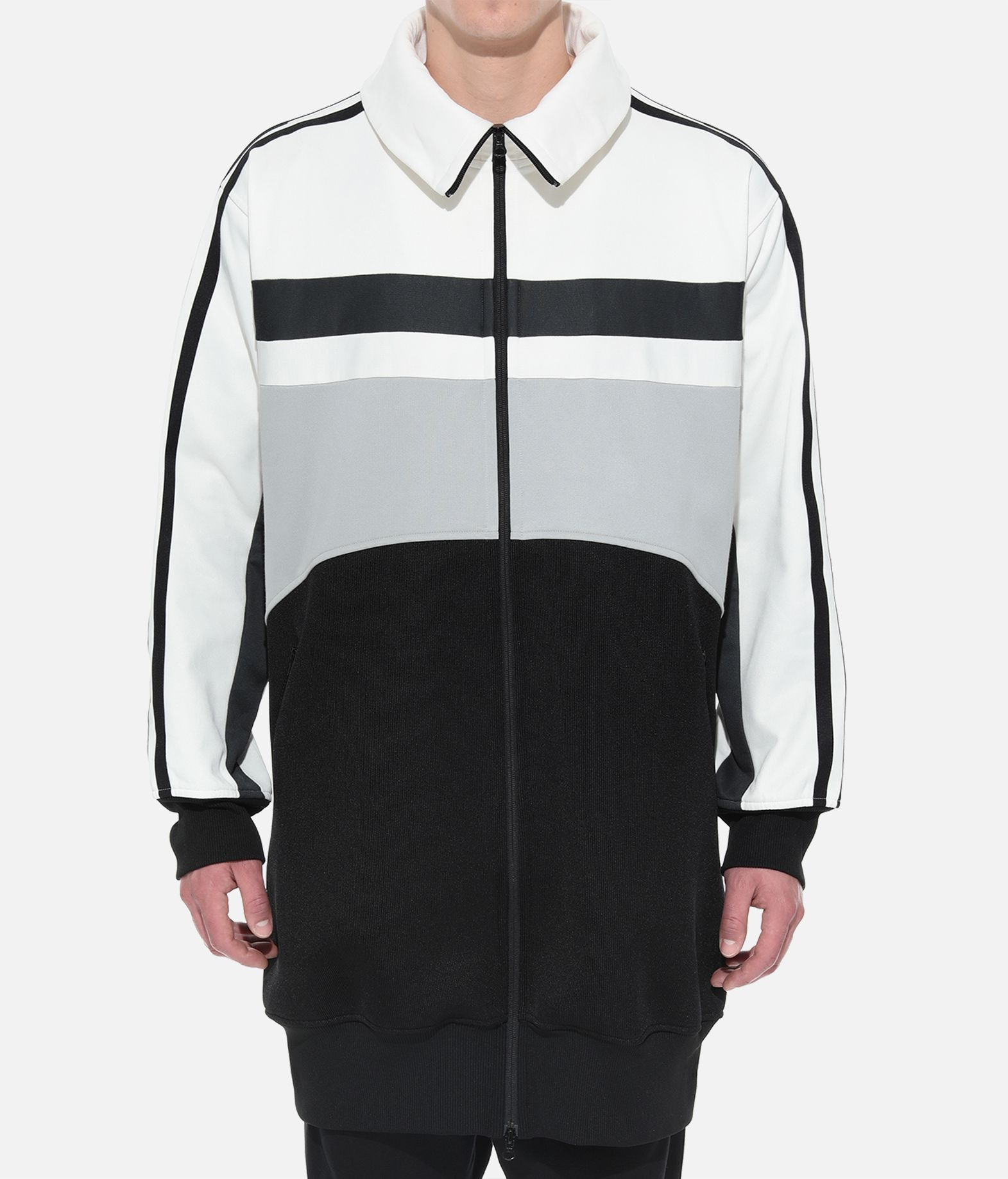 Y-3 Y-3 OVERSIZED GRAPHIC TRACK TOP Track top Man r
