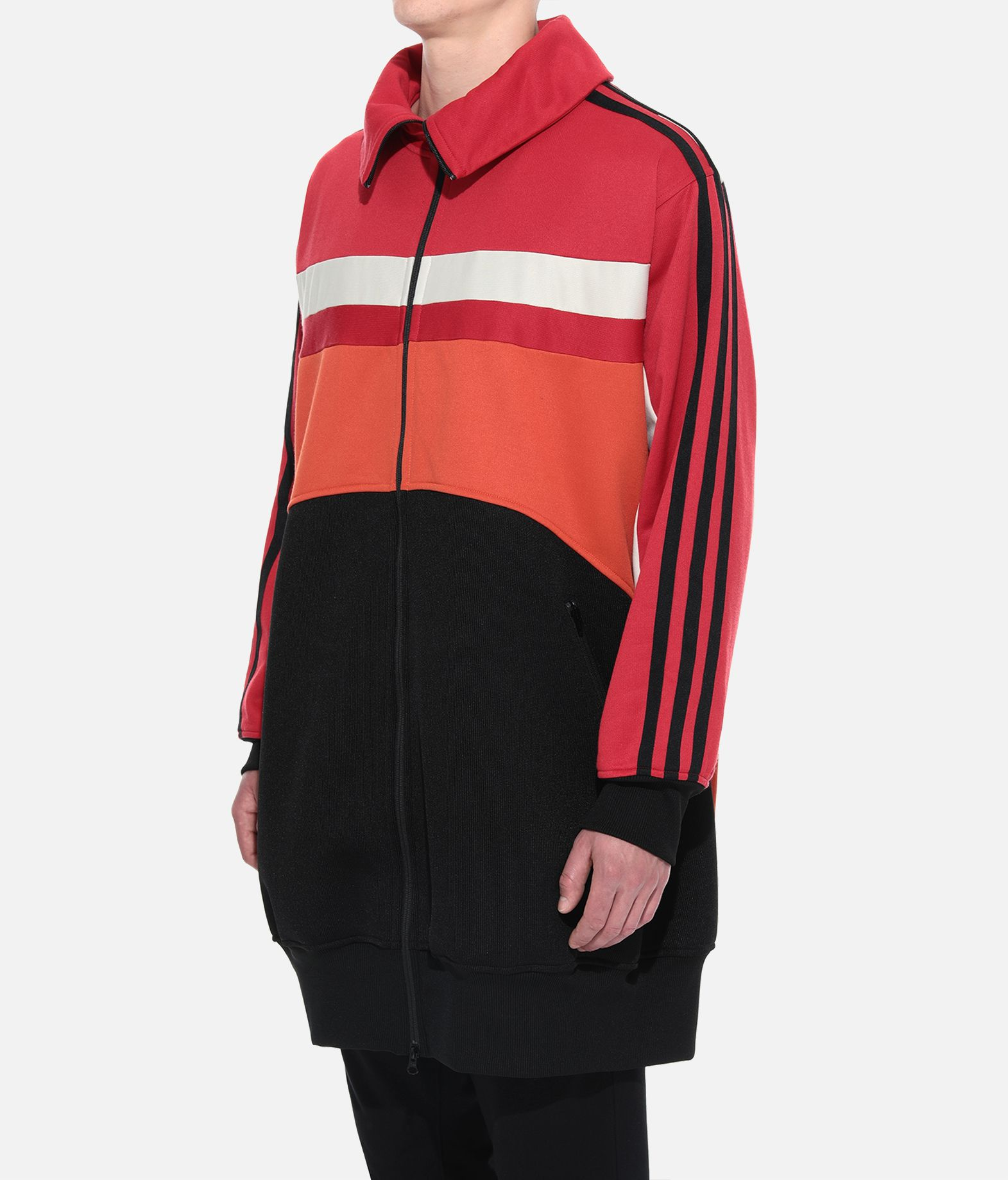 Y-3 Y-3 OVERSIZED GRAPHIC TRACK TOP Track top Man e