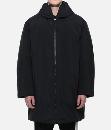 Y-3 Nylon parka Man Y-3 GORE-TEX Hooded Down Parka r