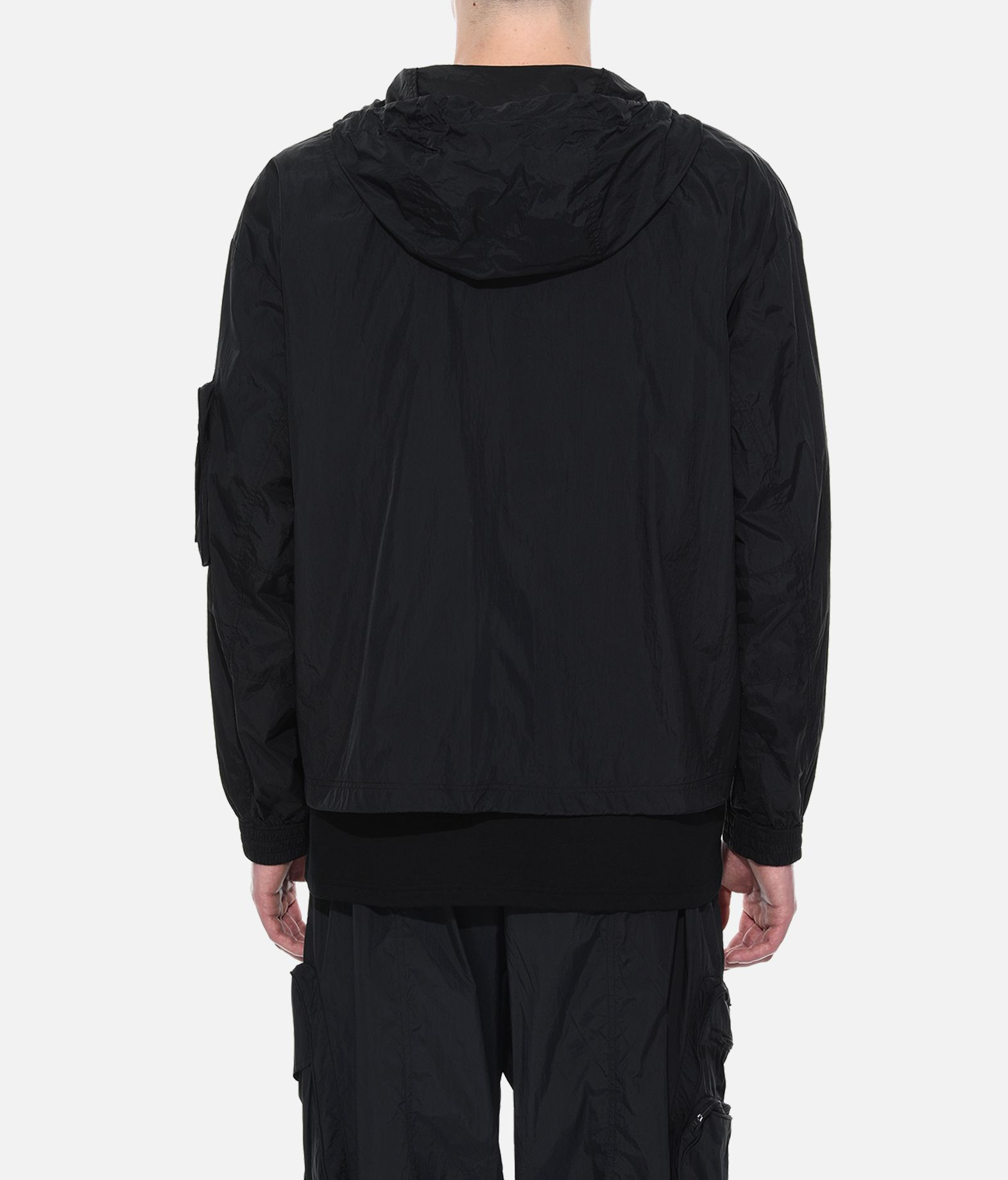 Y-3 Y-3 Shell Track Jacket Hooded Track Top Man d