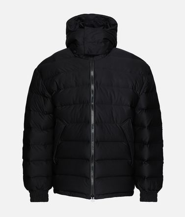 Y-3 Seamless Hooded Down Jacket