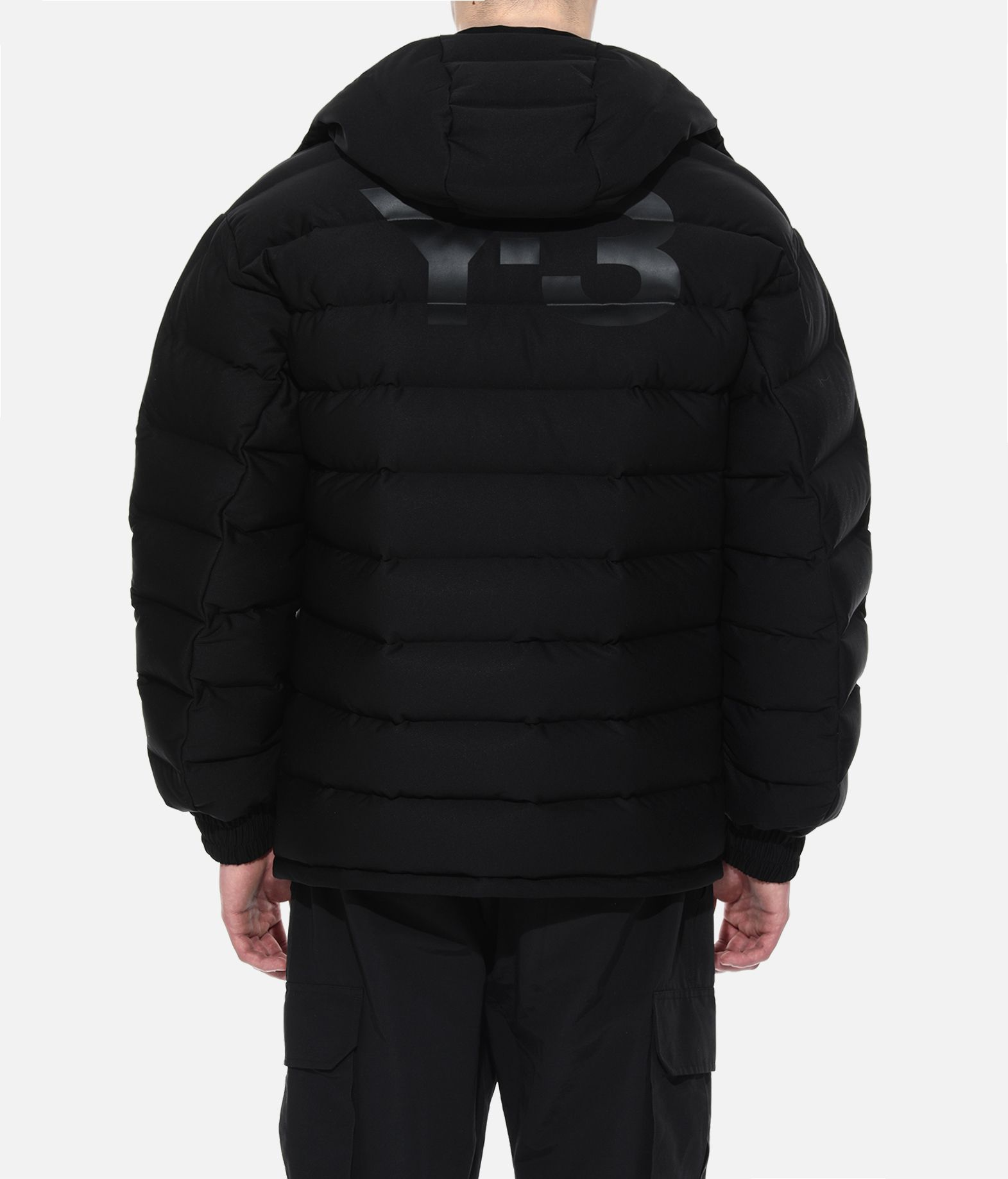 Y-3 Y-3 Seamless Hooded Down Jacket Down jacket Man d