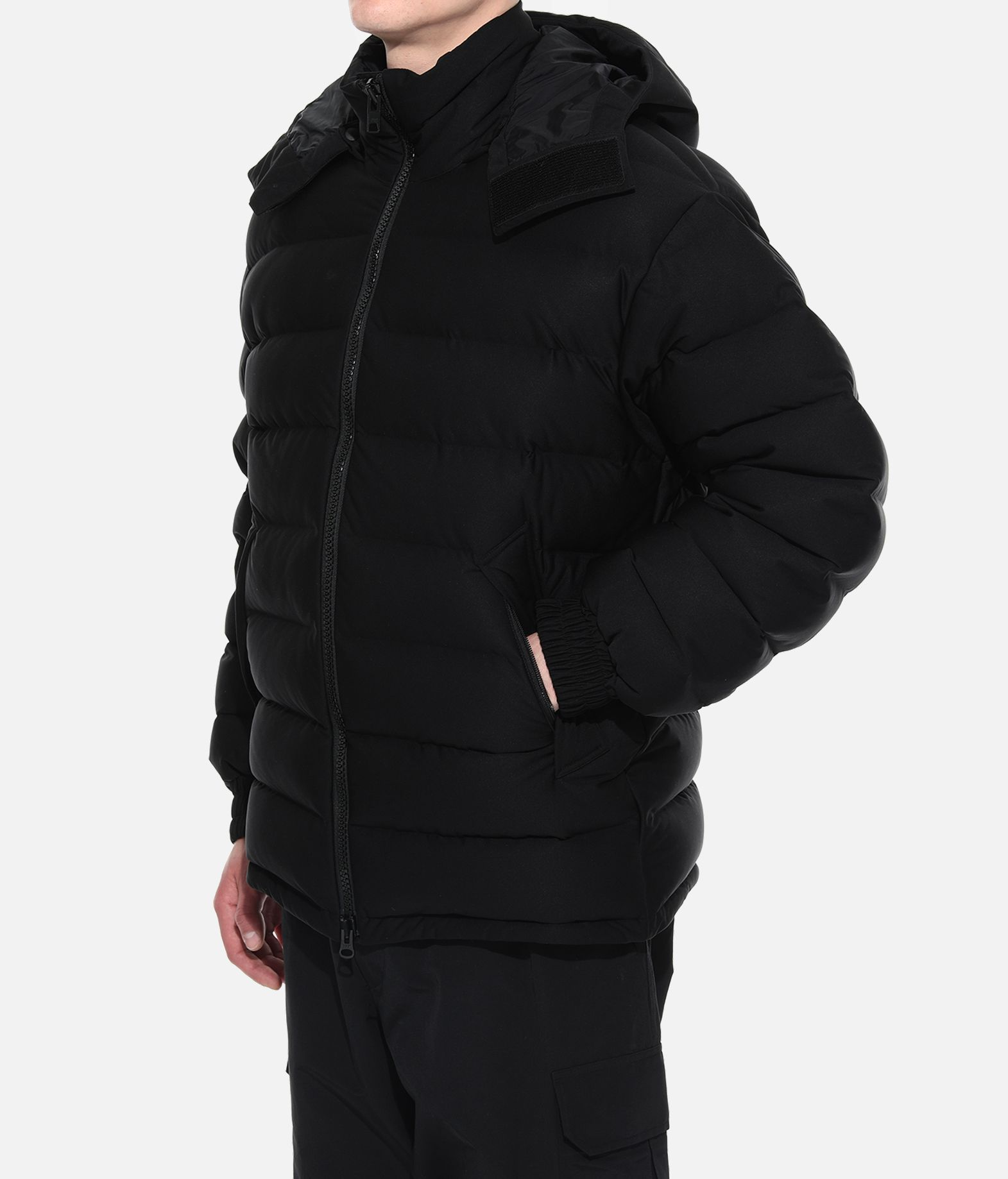 Y-3 Y-3 Seamless Hooded Down Jacket Down jacket Man e
