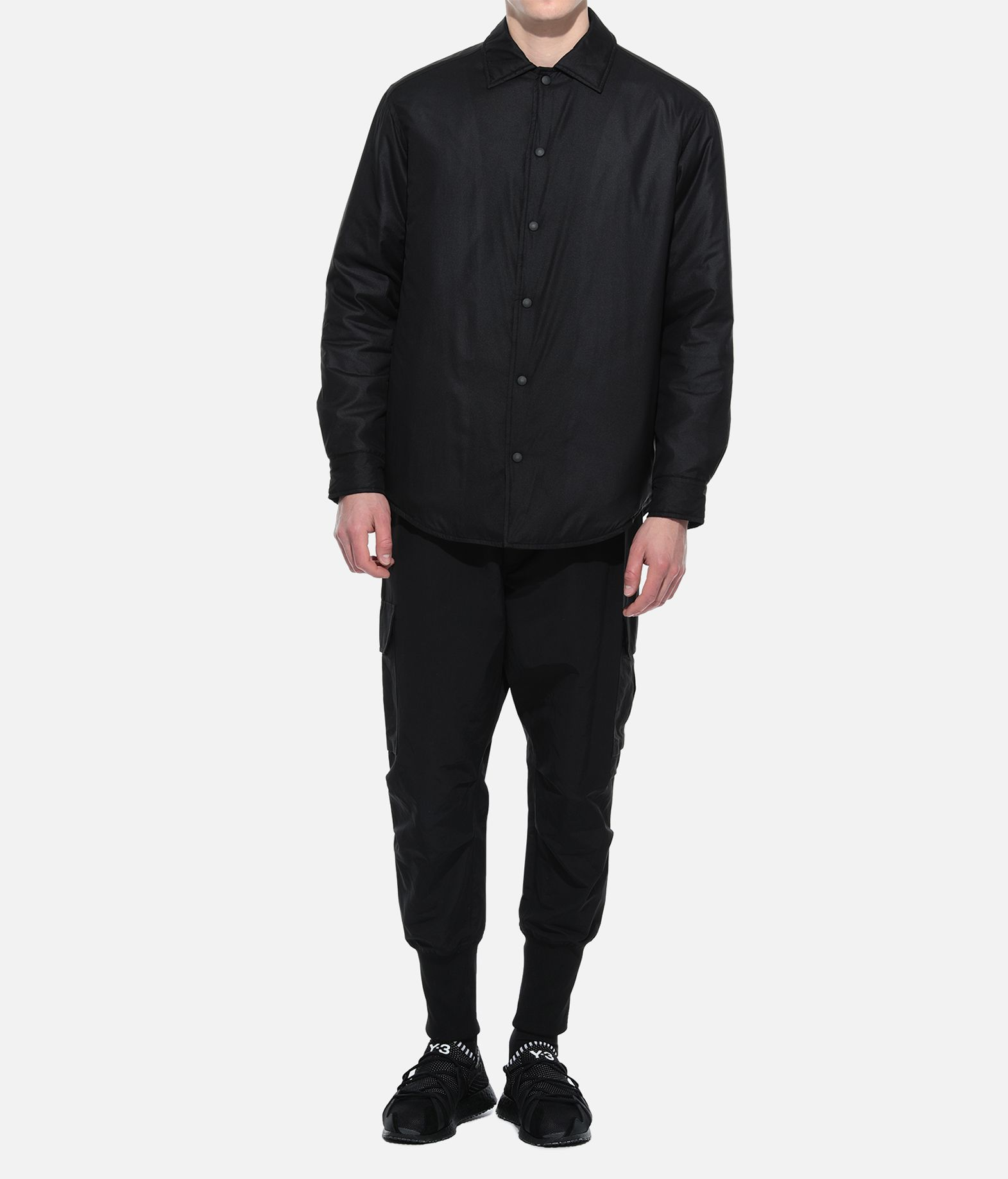Y-3 Y-3 Adizero Padded Overshirt Windbreaker Man a