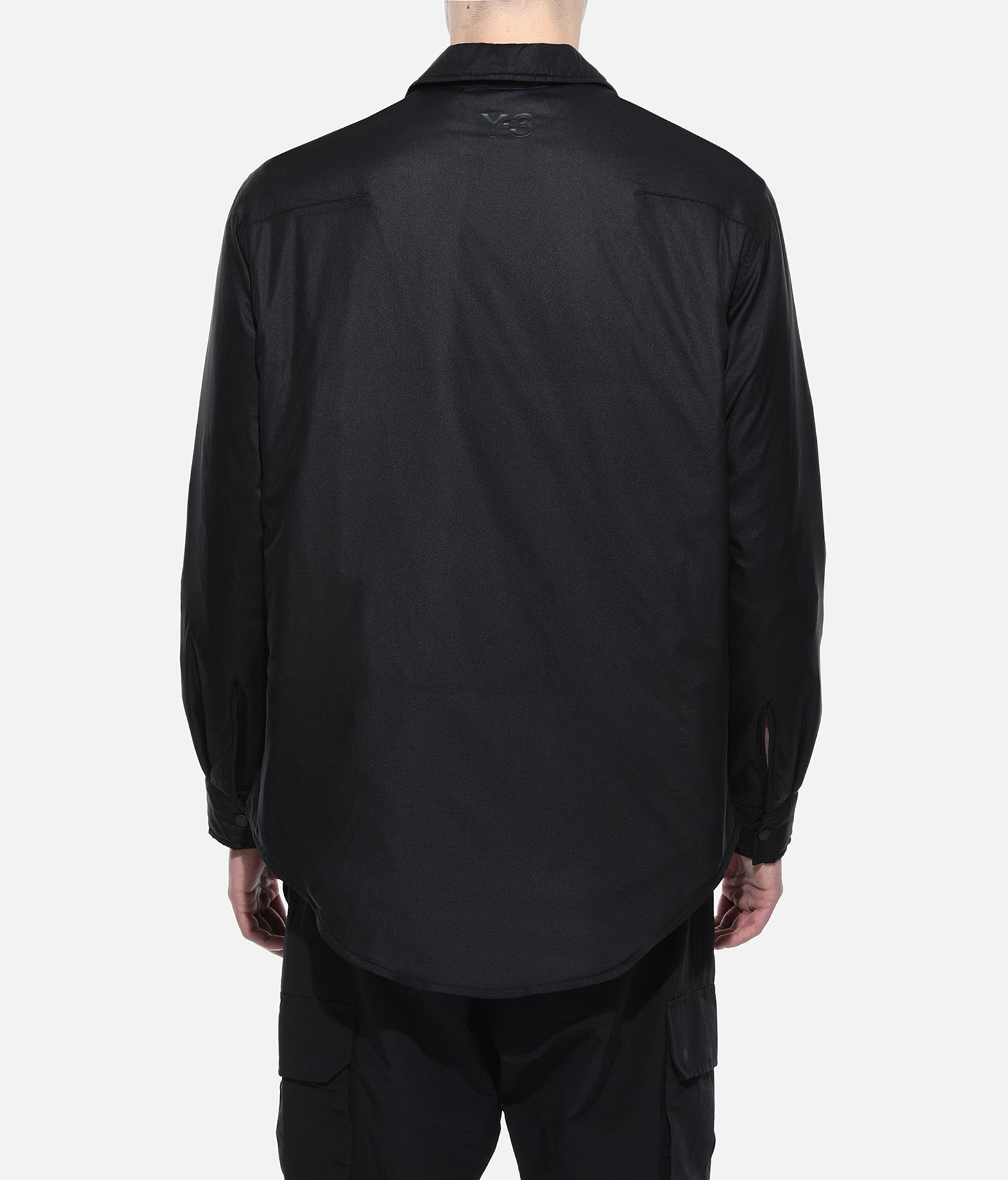 Y-3 Y-3 Adizero Padded Overshirt Windbreaker Man d
