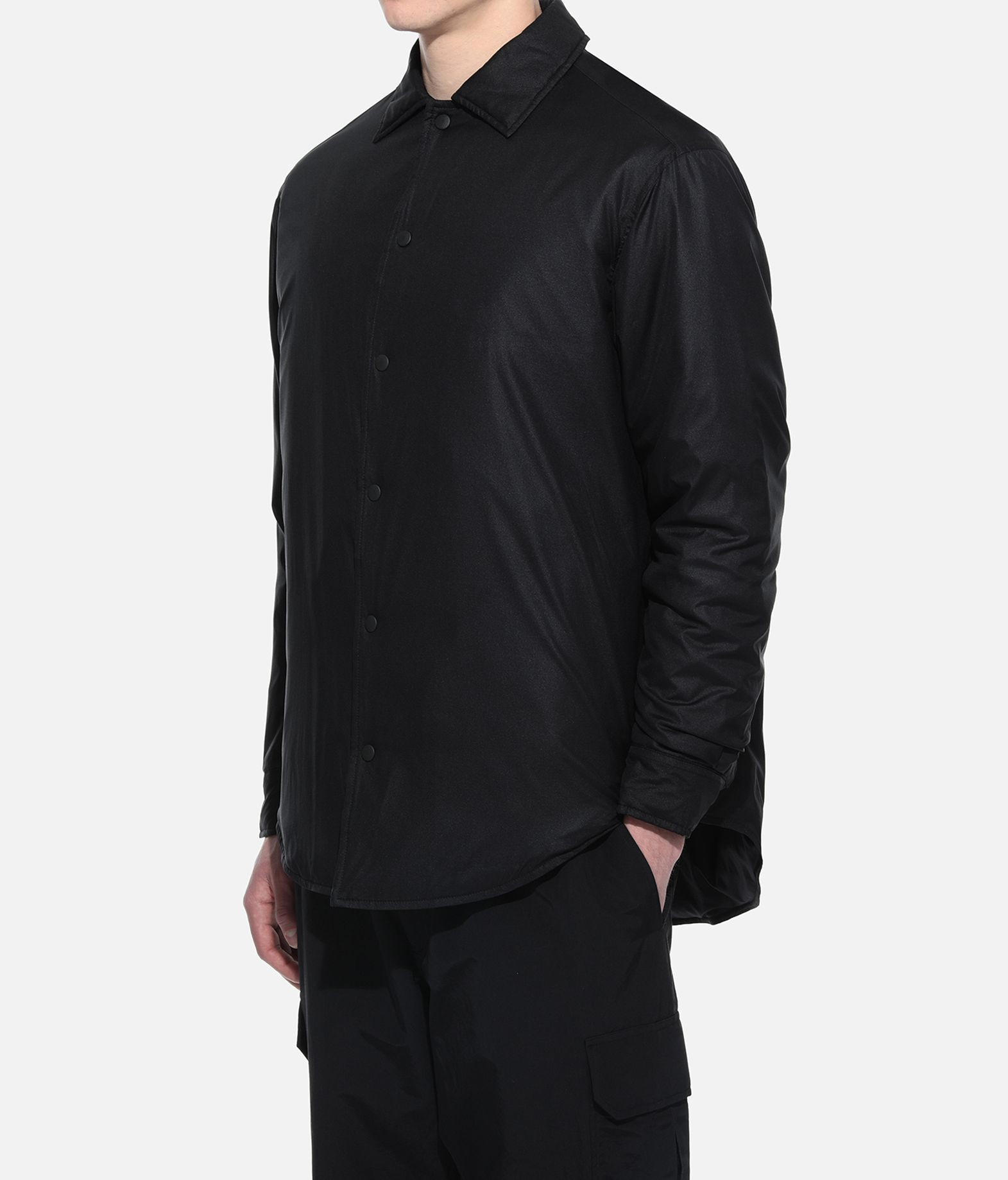 Y-3 Y-3 Adizero Padded Overshirt Windbreaker Man e
