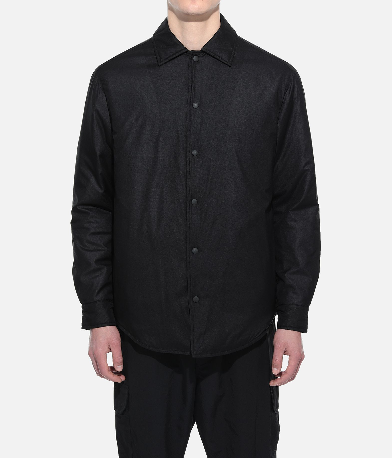 Y-3 Y-3 Adizero Padded Overshirt Windbreaker Man r