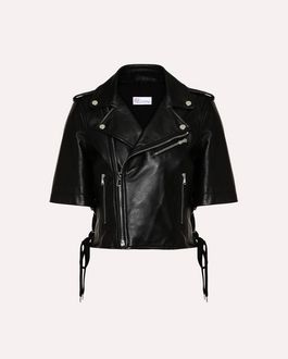 REDValentino Coat Woman RR0CJ00EUIG 825 a