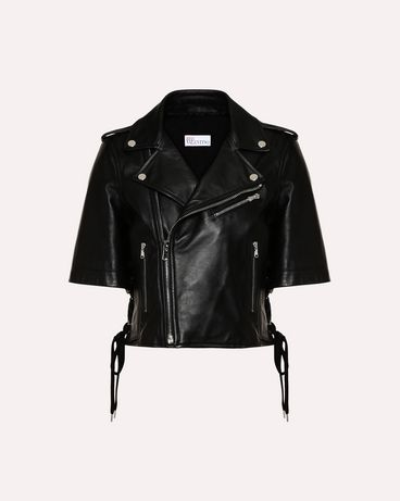 REDValentino RR0NA01AZLW 0NO OUTER JACKET Woman a