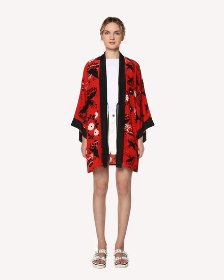REDValentino Coat Woman RR0CJA30QJR MM0 f