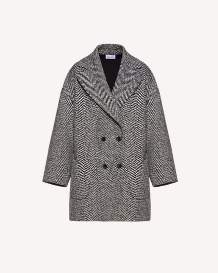 REDValentino Coat Woman SR0CAB0541B 0NO a