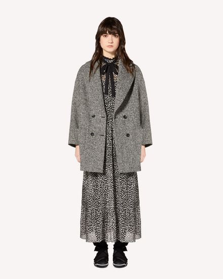 REDValentino Coat Woman SR0CAB0541B 0NO f