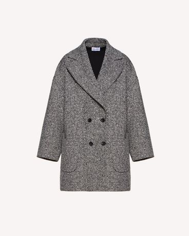 REDValentino SR0CAB0541B 0NO Coat Woman a