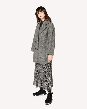 REDValentino SR0CAB0541B 0NO Coat Woman d