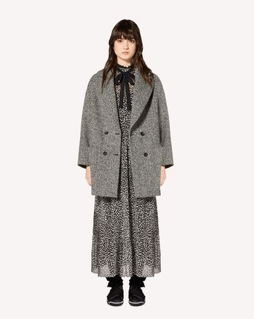 REDValentino SR0CAB0541B 0NO Coat Woman f