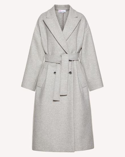 REDValentino Coat Woman SR0CAB004H5 DG8 a