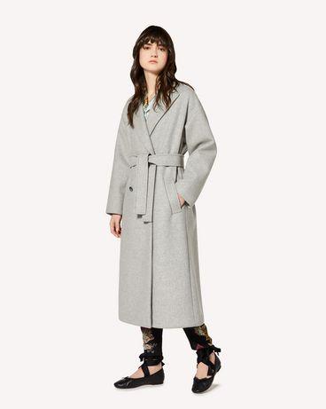 REDValentino SR0CAB004H5 DG8 Coat Woman d