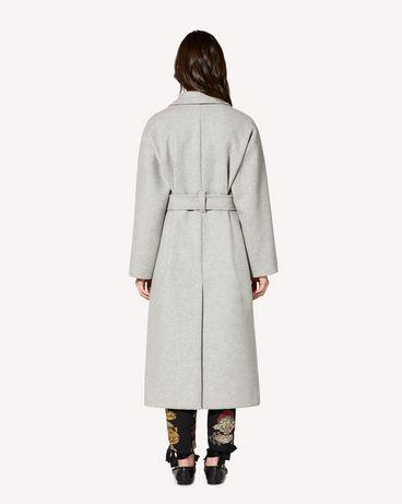 REDValentino SR0CAB004H5 DG8 Coat Woman r