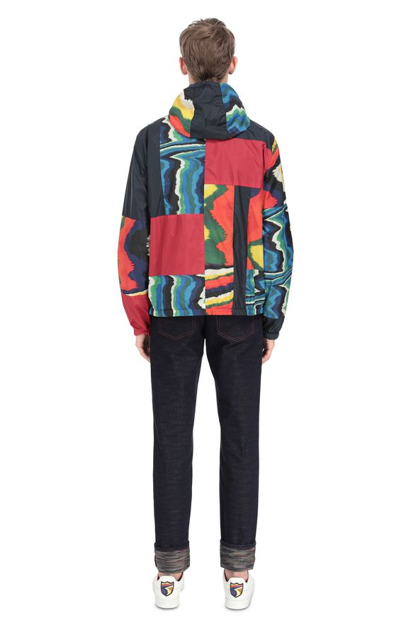 MISSONI Windbreaker Man, Product view without model