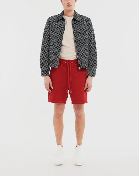 MAISON MARGIELA Checked sports jacket Coats and Trenches Man d