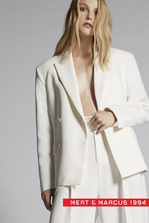 DSQUARED2 Mert & Marcus 1994 x Dsquared2 Blazer  JACKET/BLAZER Woman