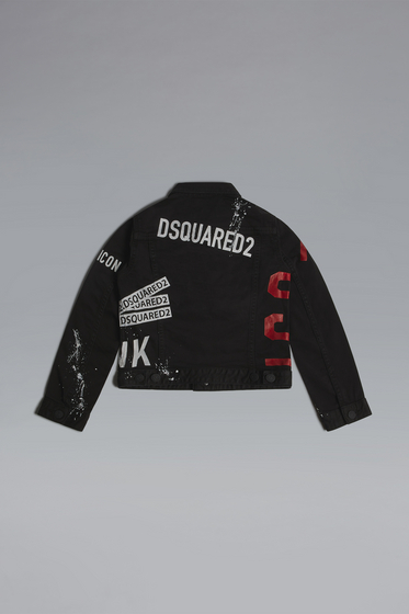 DSQUARED2 Long sleeve shirt E DQ03HYD00EDJDQ808 b