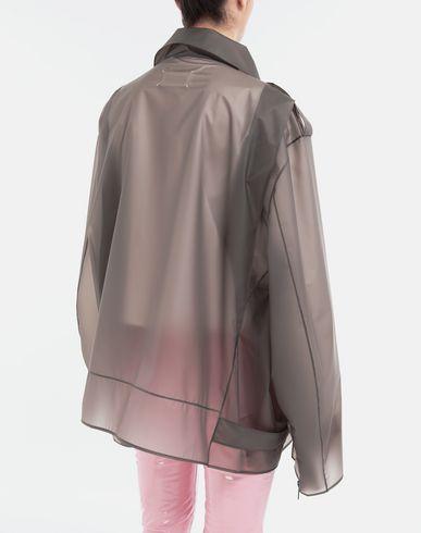 COATS & JACKETS Smoked Plastic oversized sportsjacket