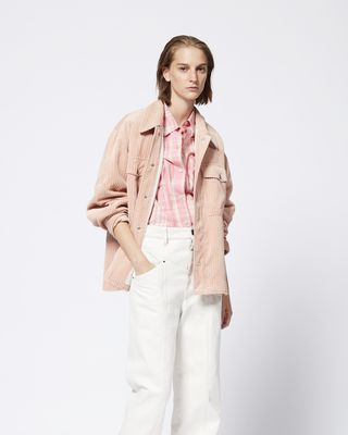 ISABEL MARANT COAT Woman MARVEY coat  r