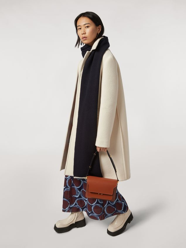 Marni Felted wool twill coat Woman - 1