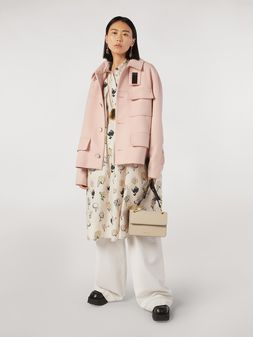 Marni Double-face cashwool jacket Woman