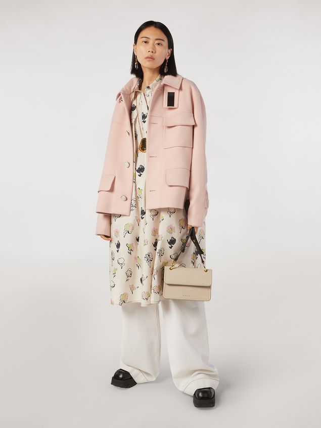 Marni Double-face cashwool jacket Woman - 1