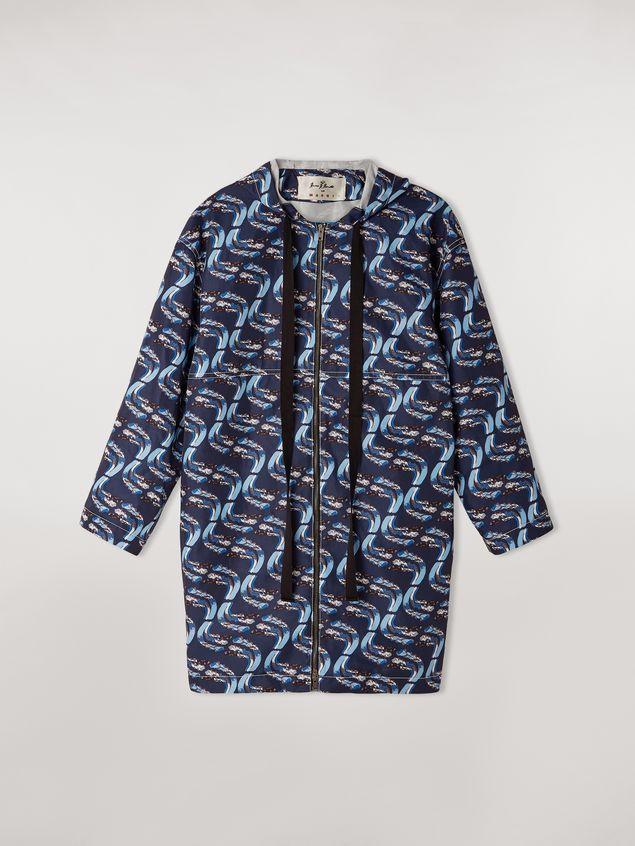 Marni Jacket in faille Firebird print by Bruno Bozzetto Woman - 2