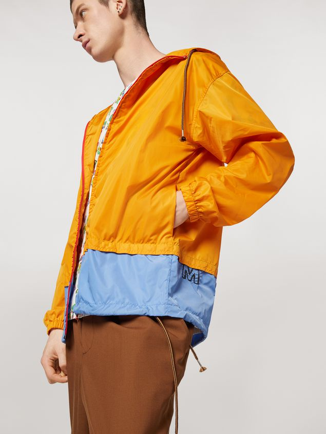 Marni Light nylon jacket with antidrip finish Man - 5