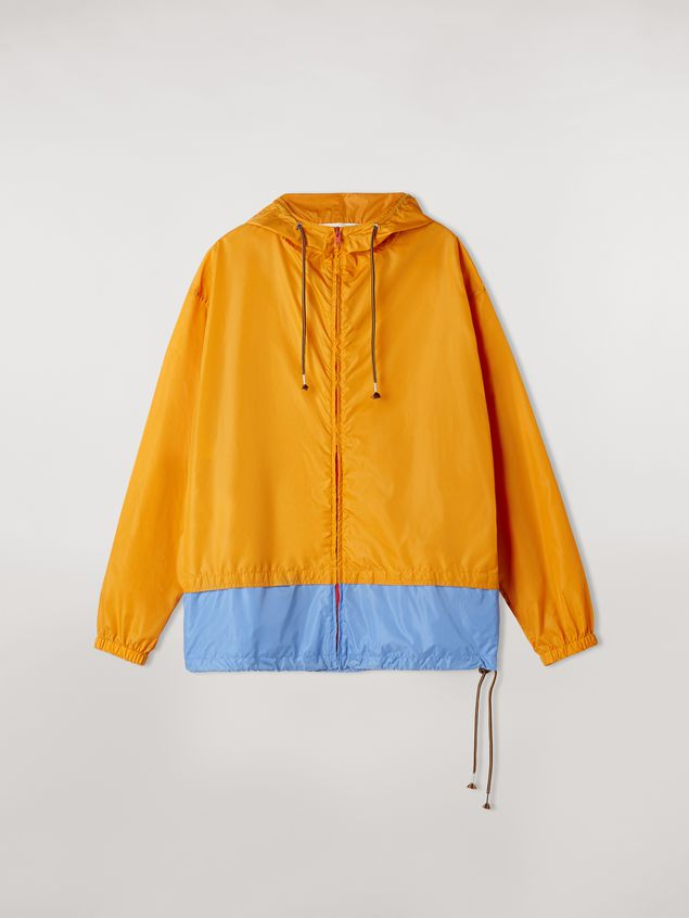 Marni Light nylon jacket with antidrip finish Man - 2