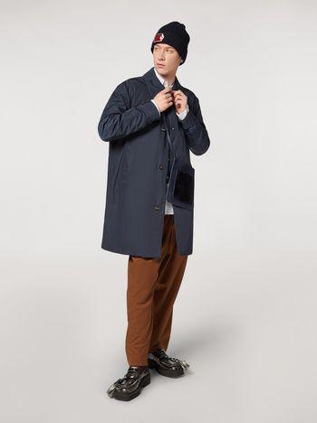 Marni Nylon twill coat Man f