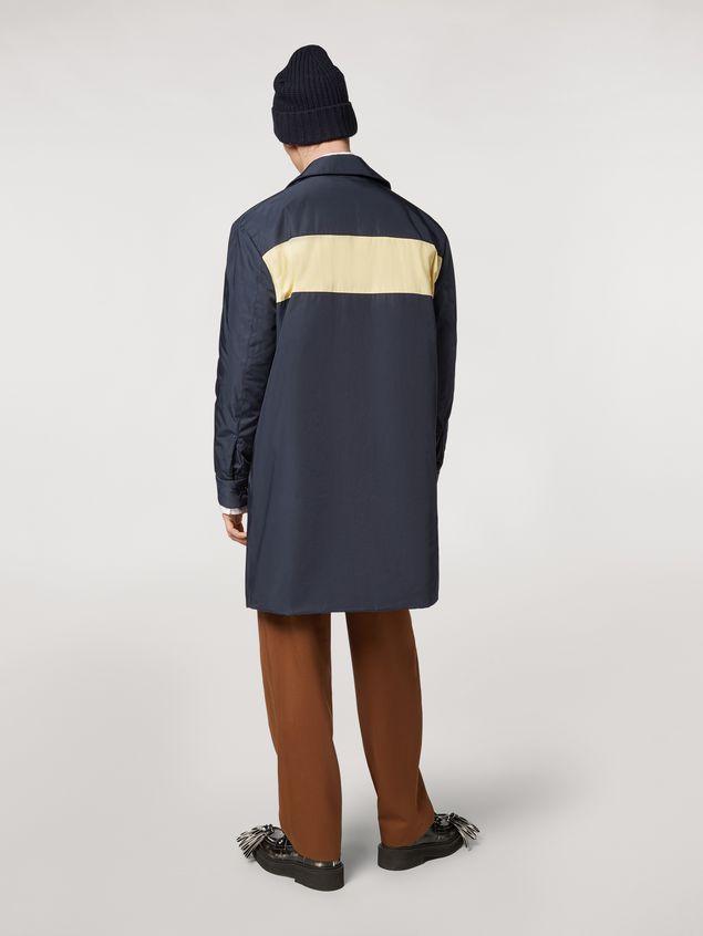 Marni Nylon twill coat Man