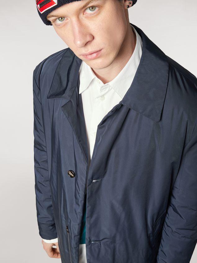 Marni Nylon twill coat Man - 4