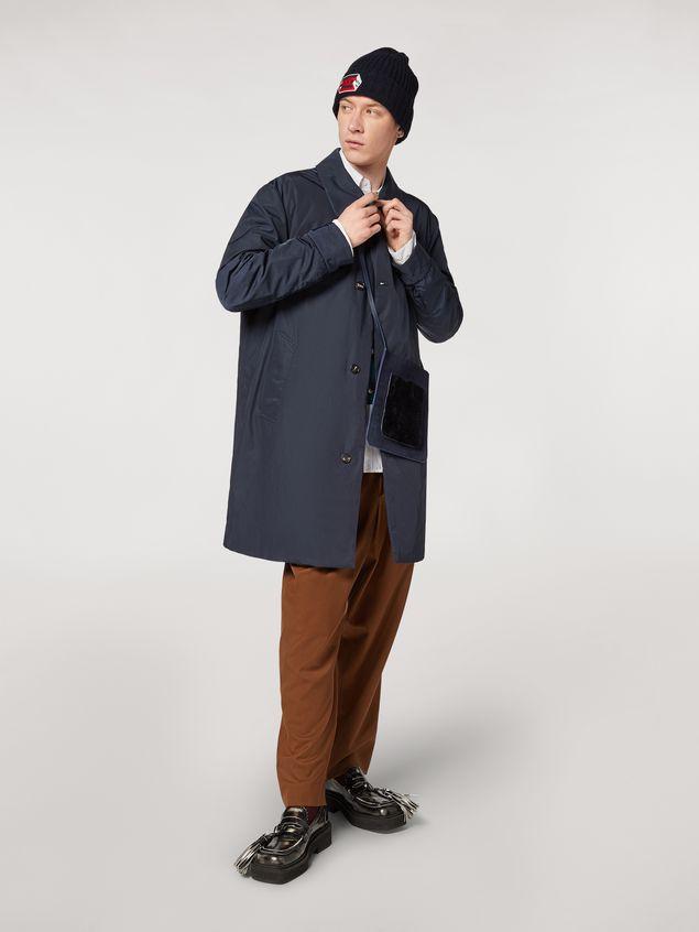 Marni Nylon twill coat Man - 1