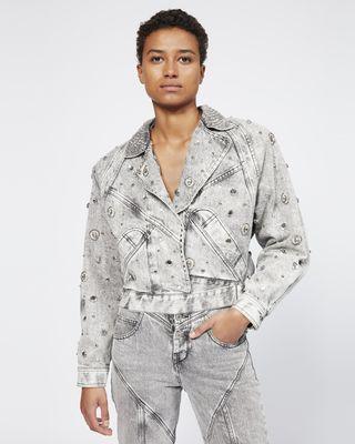 ISABEL MARANT JACKET Woman RIA jacket r