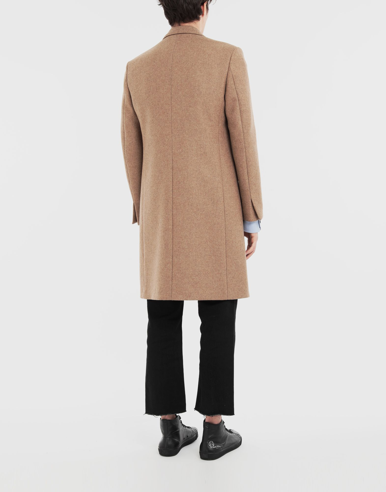 MAISON MARGIELA Décortiqué coat Coats and Trenches Man e
