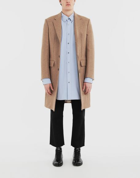 MAISON MARGIELA Décortiqué coat Coats and Trenches Man d