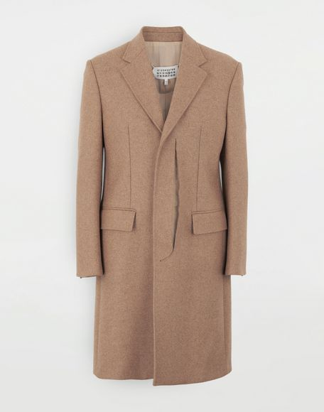 MAISON MARGIELA Décortiqué coat Coats and Trenches Man f