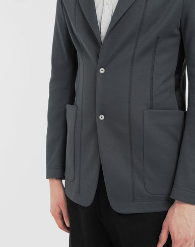 COATS and JACKETS Scuba blazer Slate blue
