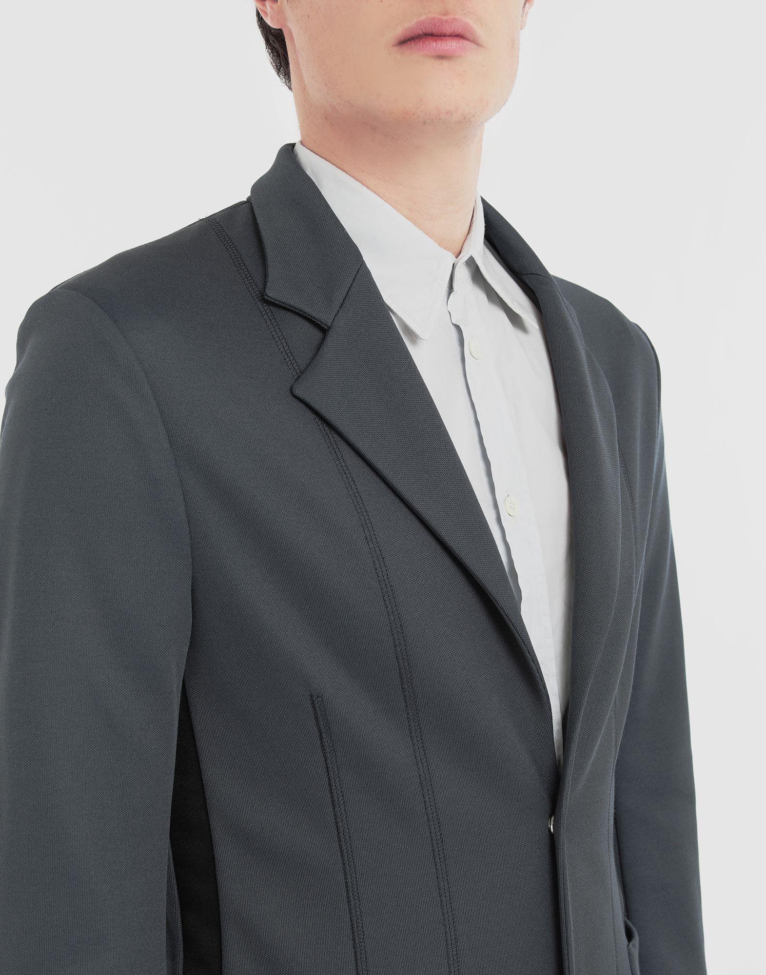 MAISON MARGIELA Scuba blazer Jacket Man a