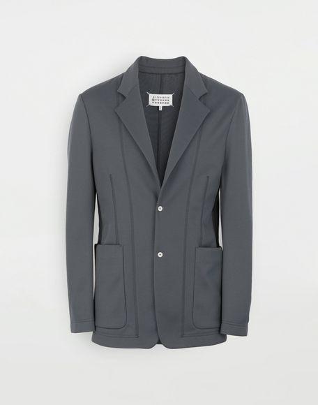 MAISON MARGIELA Scuba blazer Jacket Man f