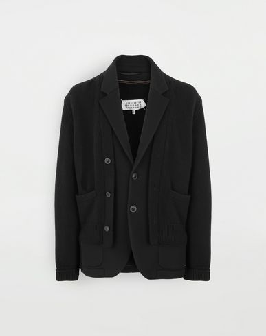 MAISON MARGIELA Double layer jacket Blazer Man f