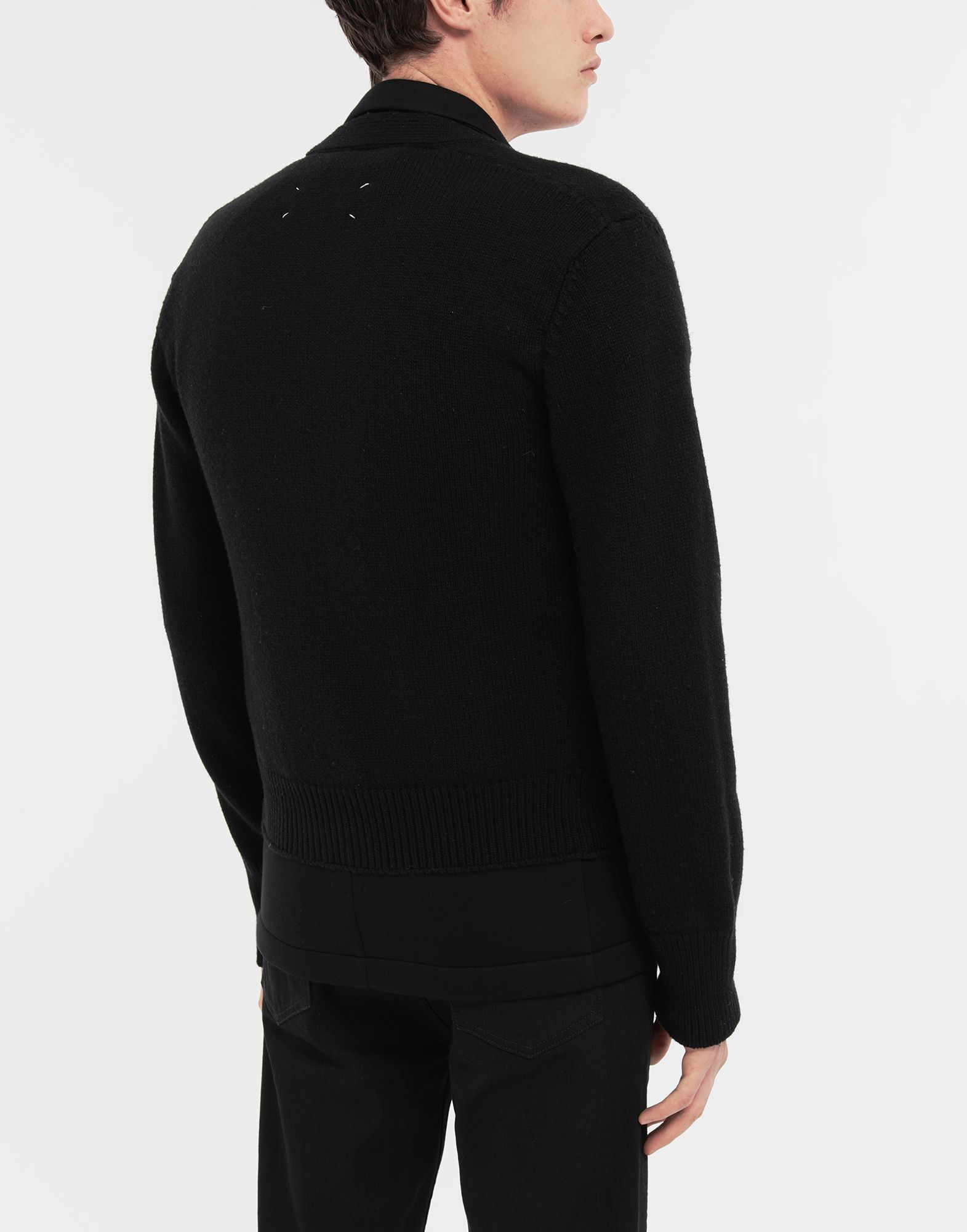 MAISON MARGIELA Double layer jacket Jacket Man e